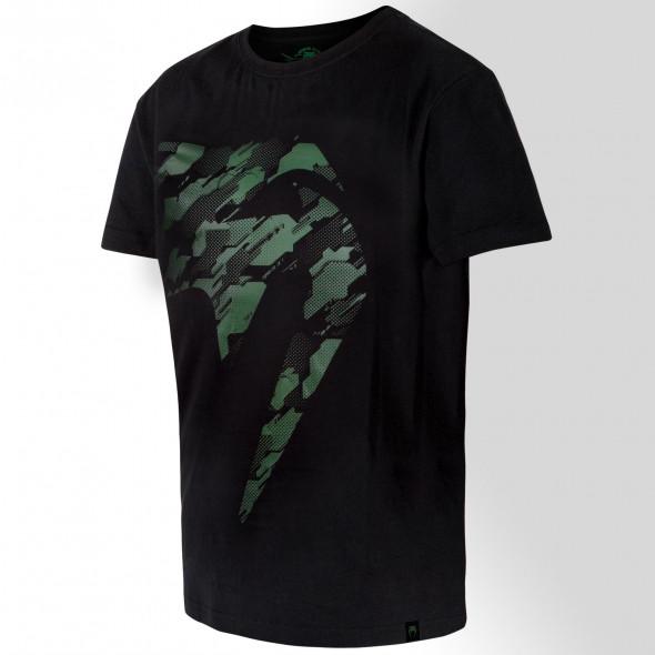 Venum Tecmo Giant T-shirt - Kids - Black/Kaki