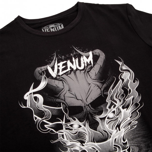 Venum Minotaur T-Shirt - Black/White