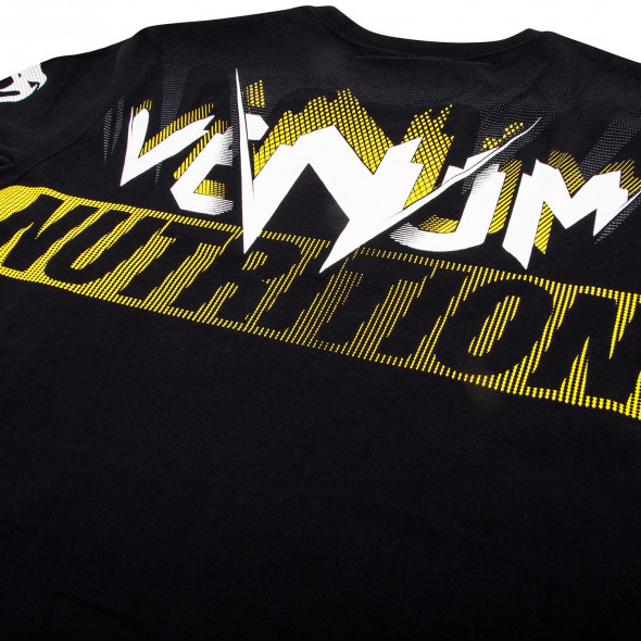 Venum Nutrition T-shirt - Black