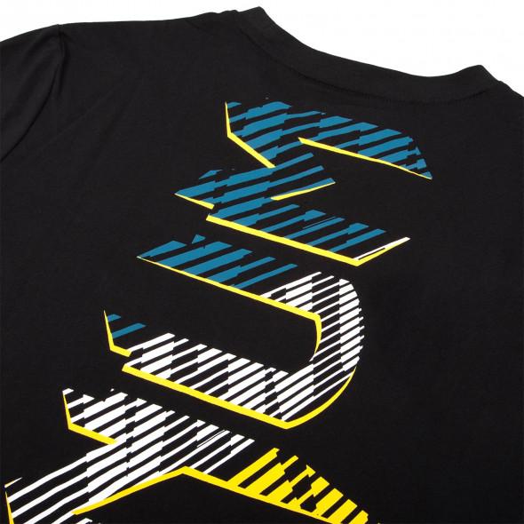 Venum Giant Plasma T-shirt - Black/Yellow