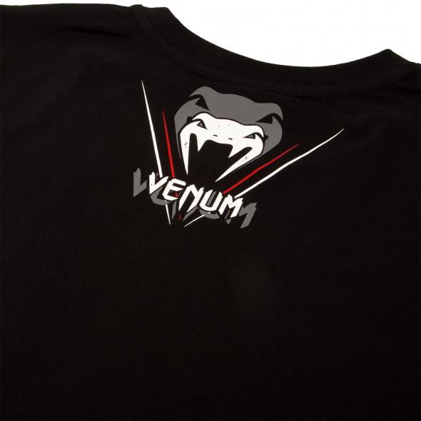 Venum Rapid 2.0 T-Shirt - Black