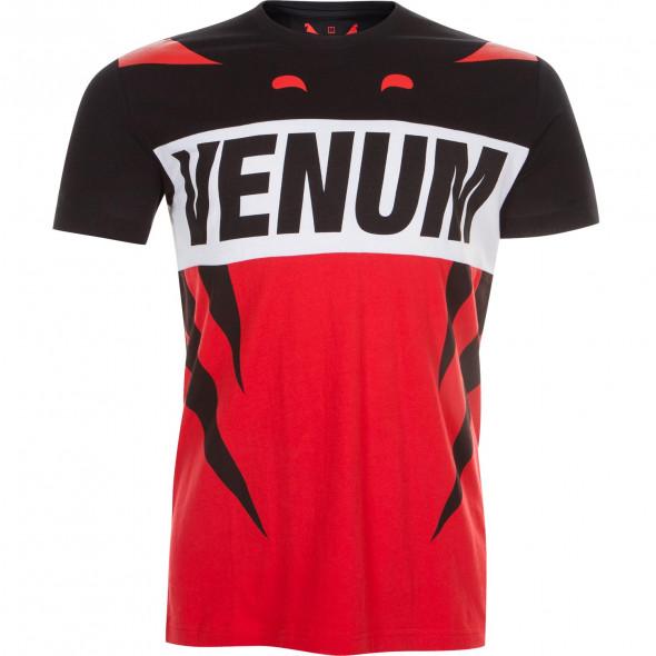 Venum Revenge T-Shirt - Short Sleeves - Red
