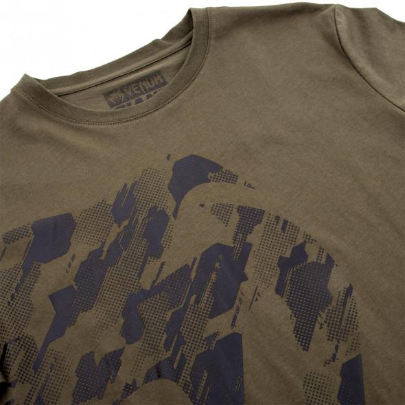 Venum Tecmo Giant T-shirt - Khaki - Exclusive