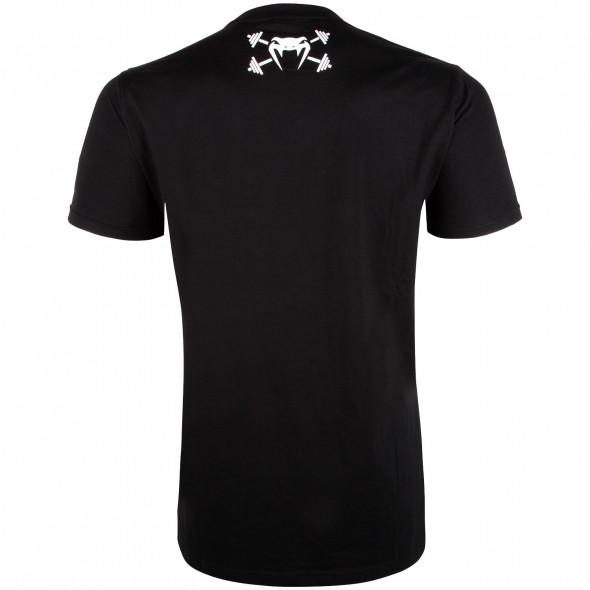 Venum Wod Kicker T-shirt - Black/White