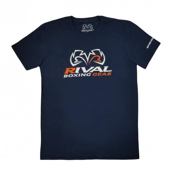 T-shirt Rival Corpo Bleu