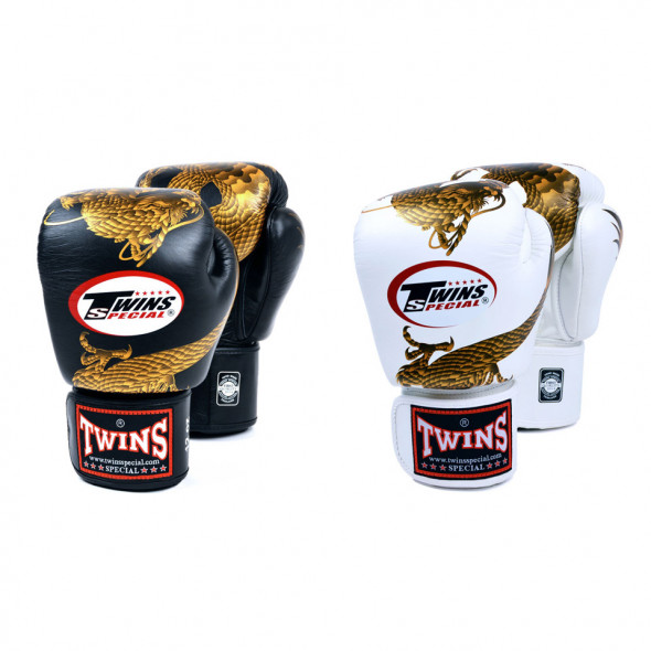 Gants de boxe Chinese Dragon - Twins