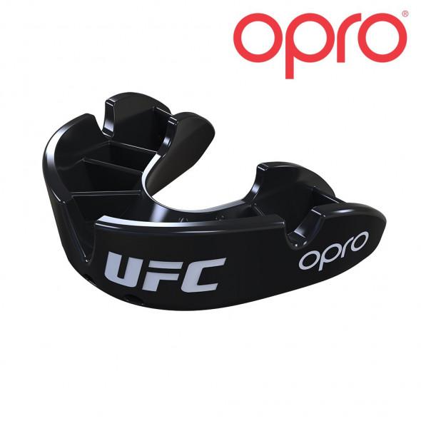 Protège-dents Opro UFC Bronze - Noir