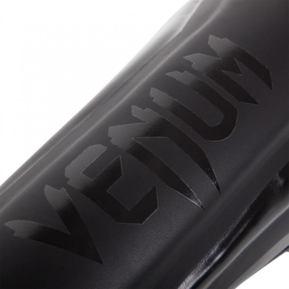 Venum Elite Standup Shinguards - Black