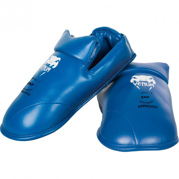 Venum Karate Shin Pad & Foot Protector - EKF Approuved