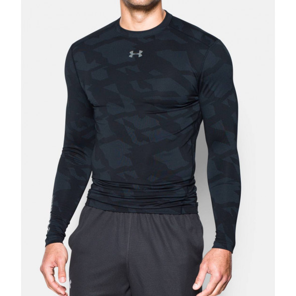 UA Coldgear® Armour Crew Compression T-Shirt