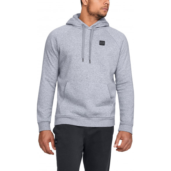 Sweatshirt Under Armour Rival Fleece Po - Gris