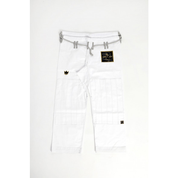 Kimono JJB Kingz Comp 450 V5 - Blanc