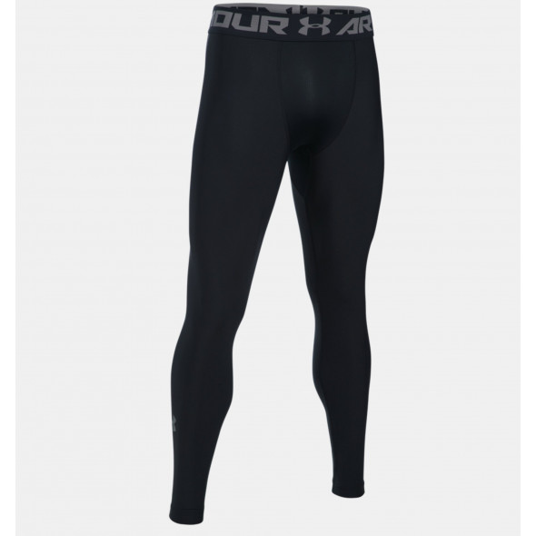 Legging Under Armour HeatGear pour homme - Noir