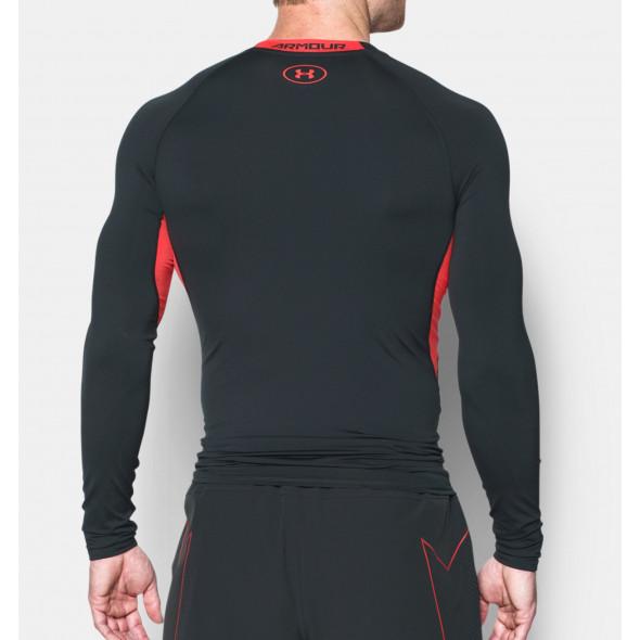 T-shirt compression Under Armour HeatGear manches longues