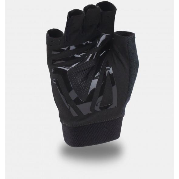 Gants d'entrainement Under Armour CoolSwitch Flux pour femme - Noir