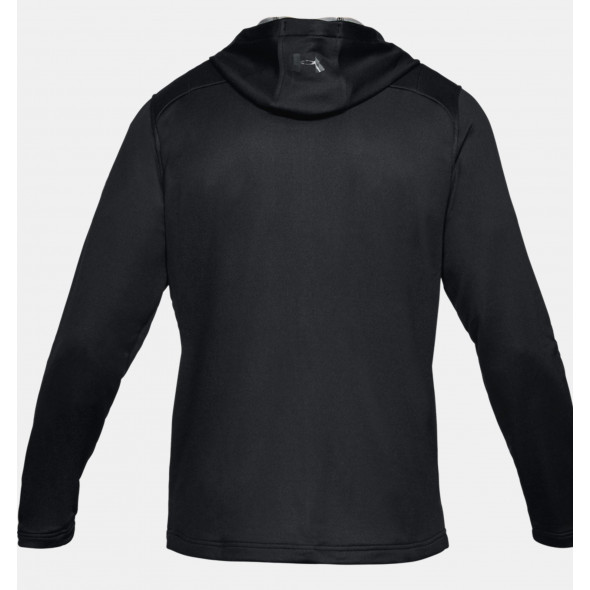 Veste à capuche Under Armour MK-1 Terry FZ - Noir