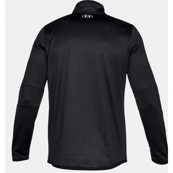 Maillot Under Armour ColdGear Reactor Fitted - Manches longues - Noir