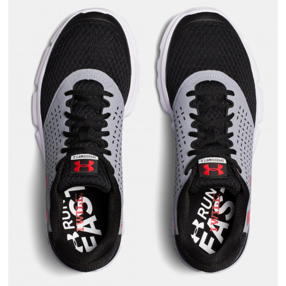 Chaussures Under Armour Micro G Speed Swift 2 - Steel