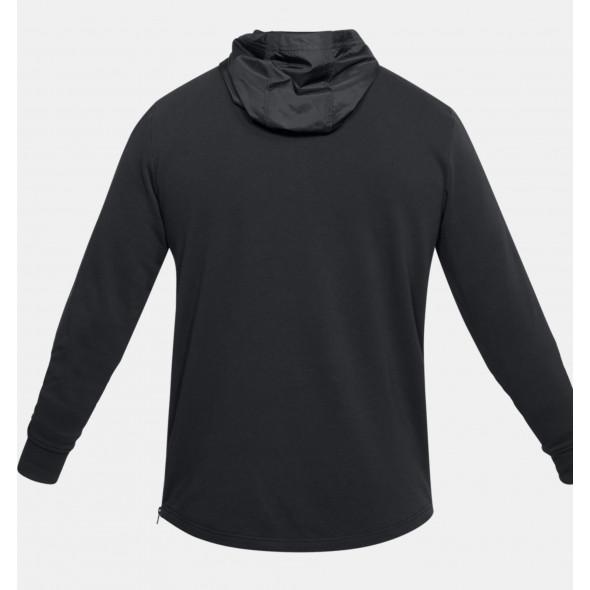 Sweatshirt Under Armour Threadborne™ Terry - Noir