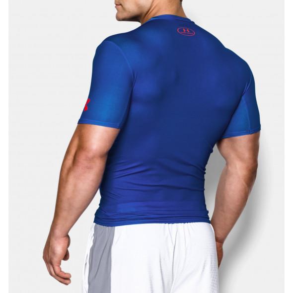 T-shirt de compression Under Armour Alter Ego Superman