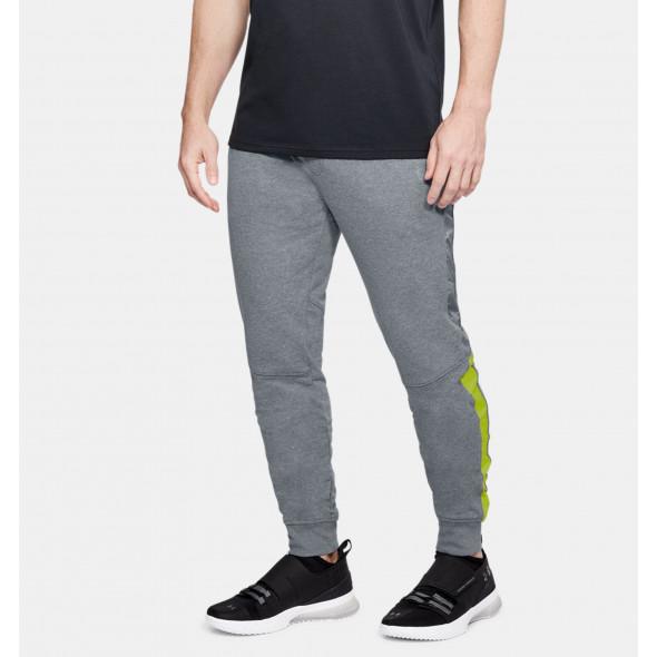 Pantalon de jogging Under Armour Threadborne™ Terry - Gris