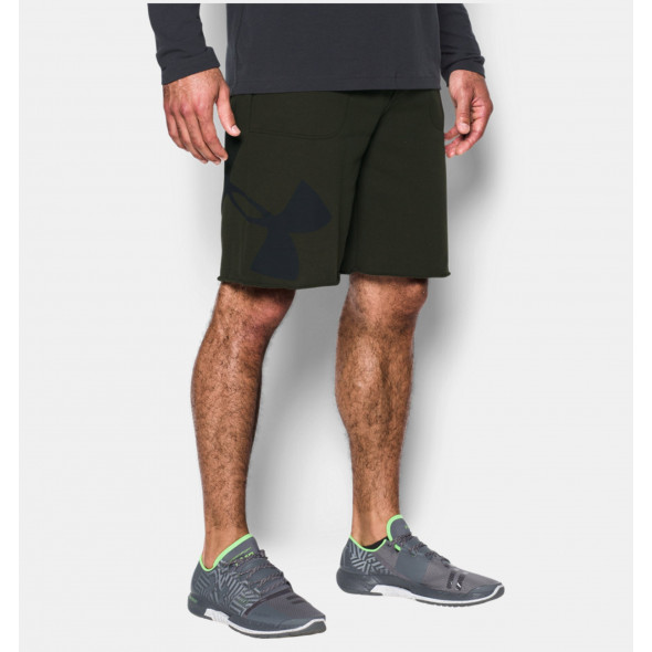 Short Under Armour Rival Exploded Graphic