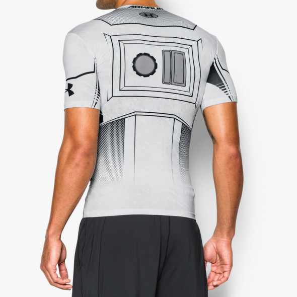 Compression t-shirt Under Armour Star Wars Trooper