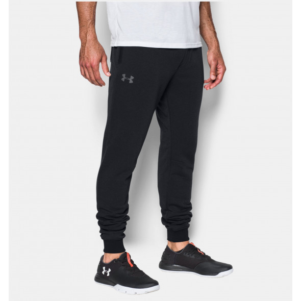 Pantalon de jogging Under Armour Threadborne Stacked - Gris Foncé