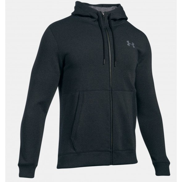 Veste à capuche Under Armour Threadborne - Gris Foncé
