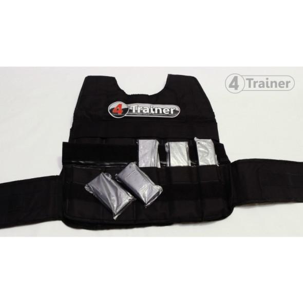 Weighted vest 4Trainer 10 kg
