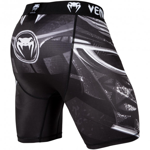 Venum Gladiator 3.0 Vale Tudo Shorts - Black/White