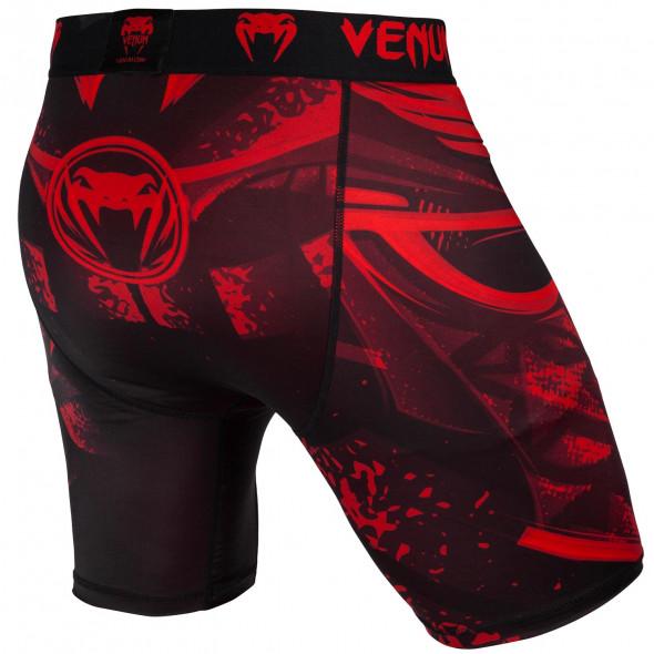 Venum Gladiator 3.0 Red Devil Vale Tudo Shorts - Black/Red