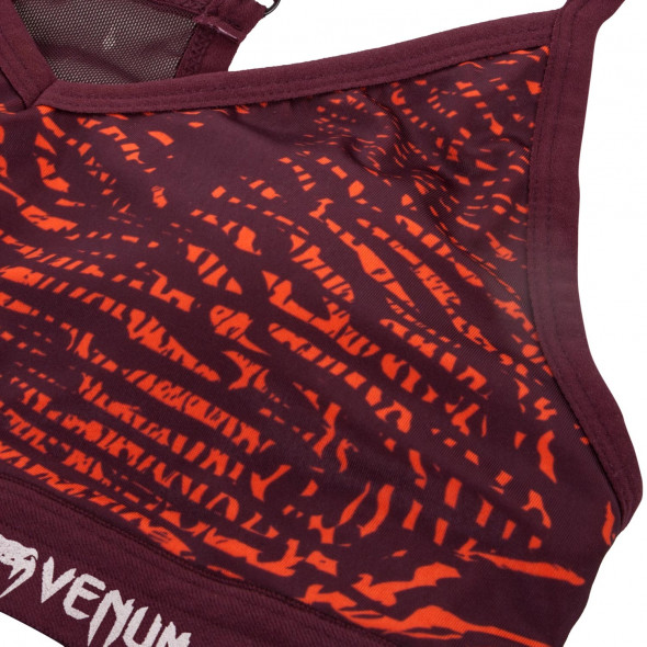 Venum Dune Sport Bra - Orange