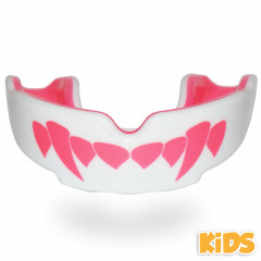 Protège-dents Safejawz Pink - Junior
