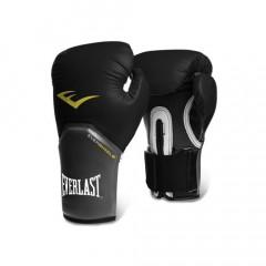 Gants de boxe Everlast Pro Style Elite - Noir