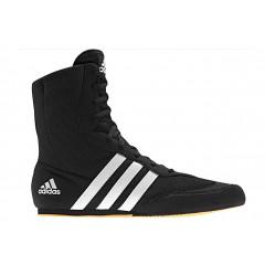 Chaussures de boxe Box Hog Adidas - Noir