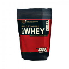 100% Whey Gold Standard® Optimum Nutrition - 450 gr Chocolate