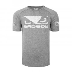 T-Shirt Bad Boy Performance G.P.D - Gris clair