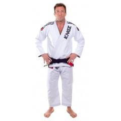 Kimono JJB Kingz Ultralight - Blanc