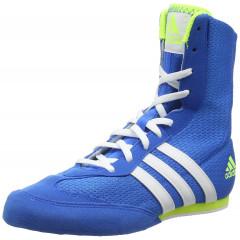 Chaussures de boxe Box Hog Adidas - Bleu