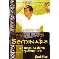 Morihiro Saito: The Lost Seminars 6 (DVD)