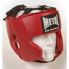 Casque multiboxe Metal Boxe Adulte