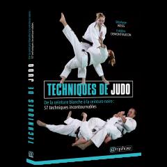 Techniques de judo - Livre