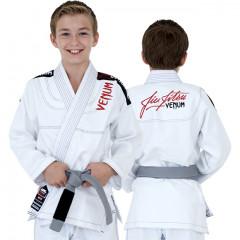 """Venum """"Challenger 2.0"""" Kids BJJ Gi - White"""