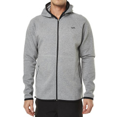 Sweat shirt Advanced RVCA - Gris