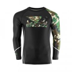 Rashguard Bad Boy Soldier - Noir/vert