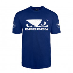 T-Shirt Bad Boy Walkout Prime - Bleu Marine