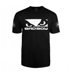 T-Shirt Bad Boy Walkout Prime - Noir/Blanc