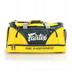 Sac de Sport Fairtex Premium - Jaune