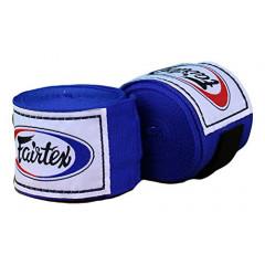 Bandes de Boxe Fairtex - Bleu - 4 m
